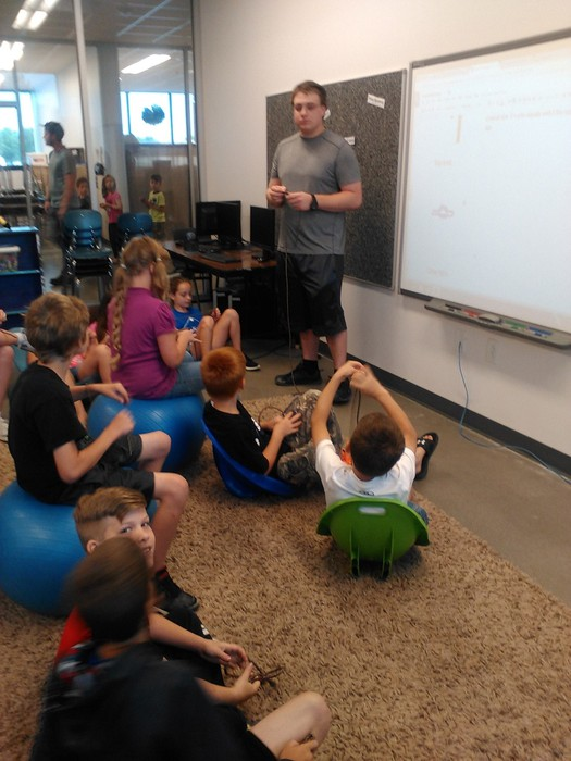 Physical Fitness Tied To Kids Academic >> Summer School Adventures Smore Newsletters For Education