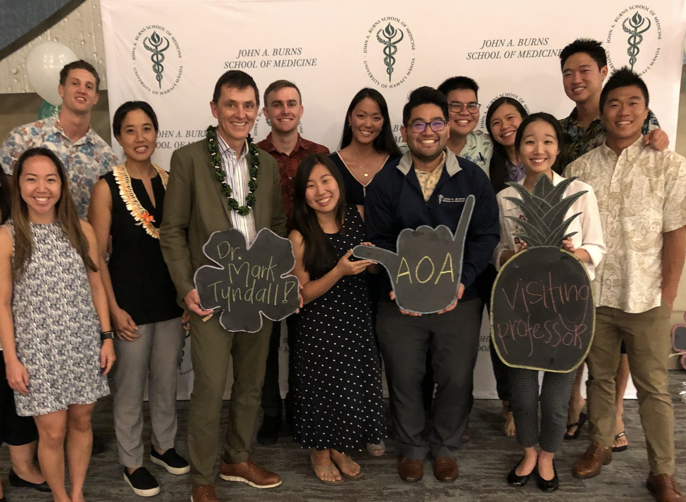 Hawaii Chapter Alpha Omega Alpha | Smore Newsletters for