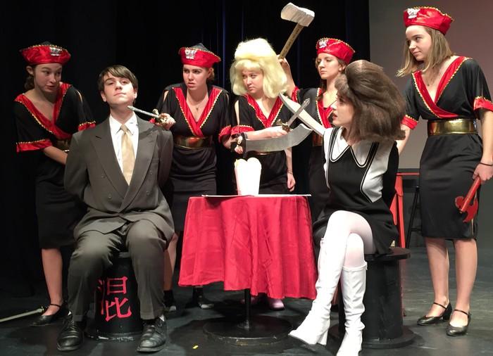 schools theater program - HD3085×2234