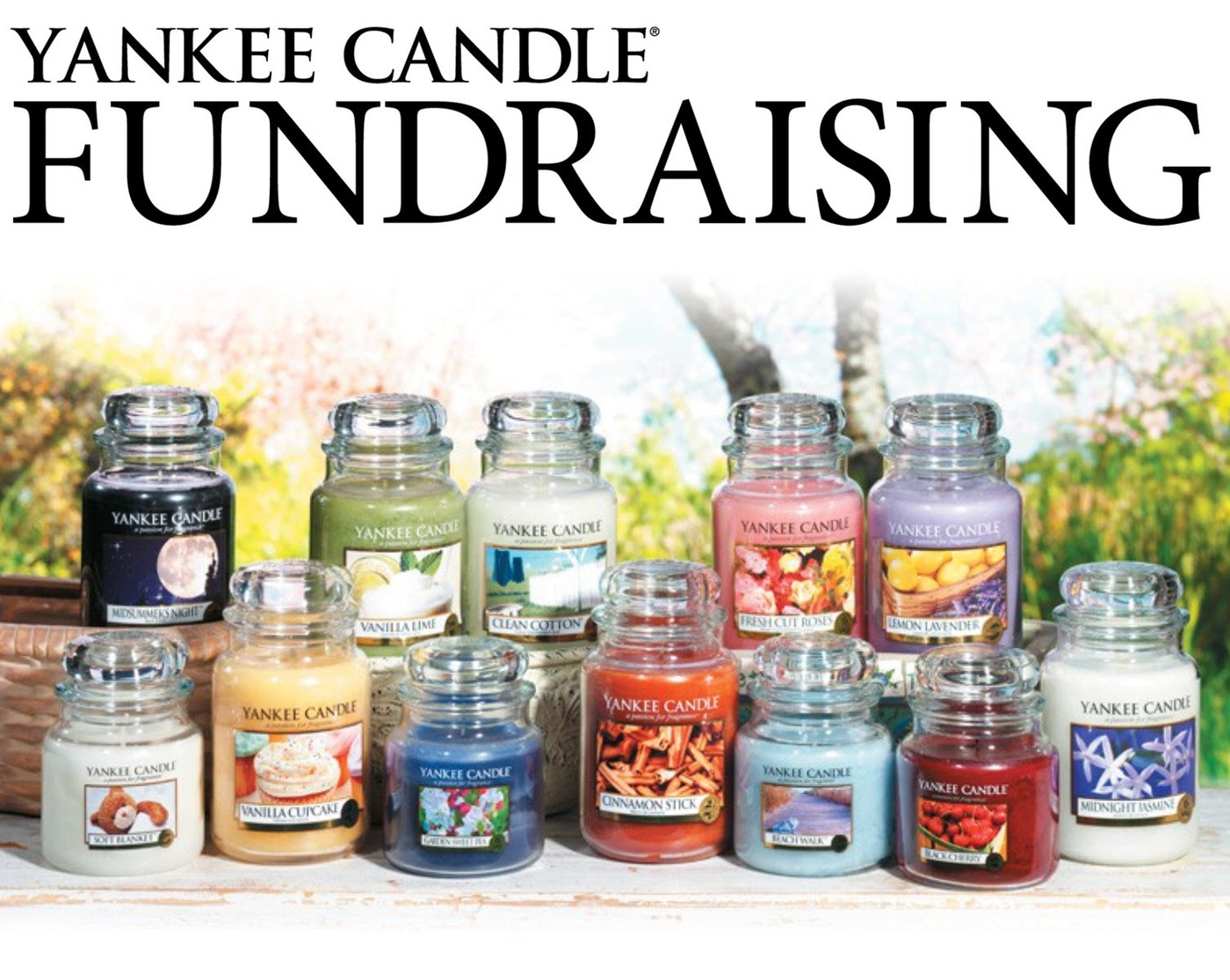 Image result for Yankee Candle fundraising clipart