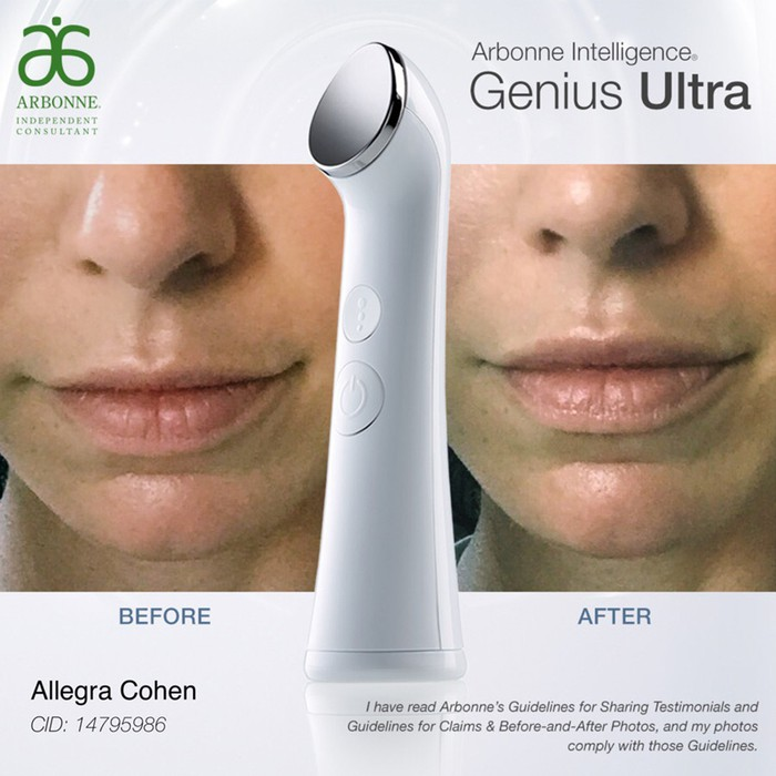 Arbonne Ultra Genius Device Smore Newsletters For Business