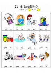 good health essay for kids