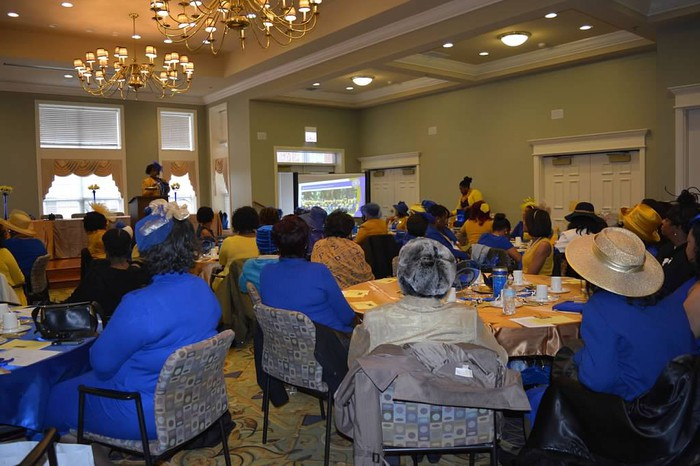 Sigma Gamma Rho Sorority Inc Smore Newsletters For Business