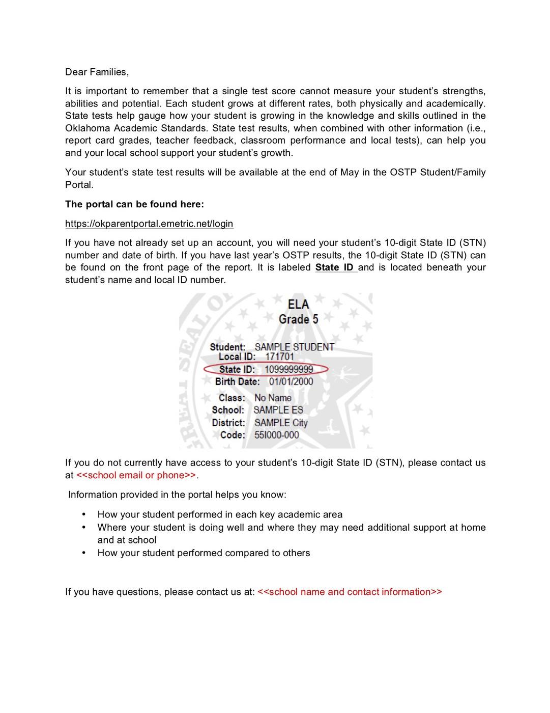 Truman Elementary | Smore Newsletters