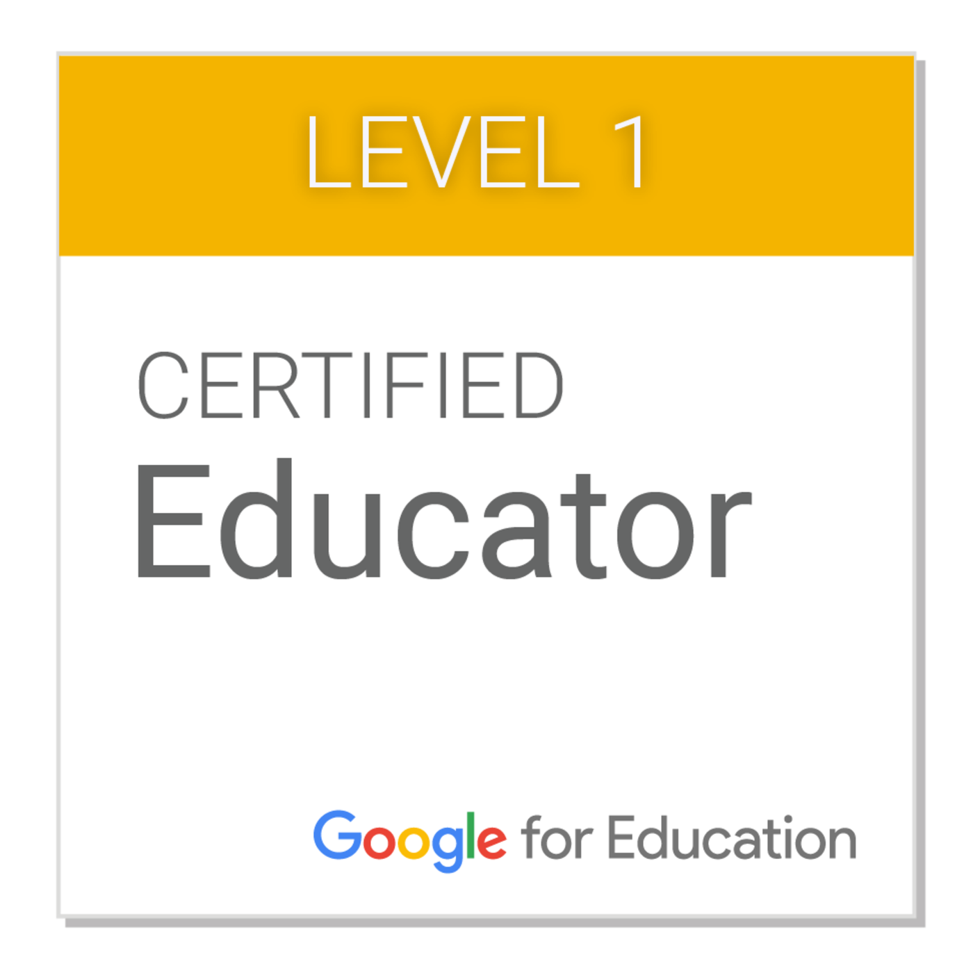 How To Become A Google Certified Educator Karla Kiper