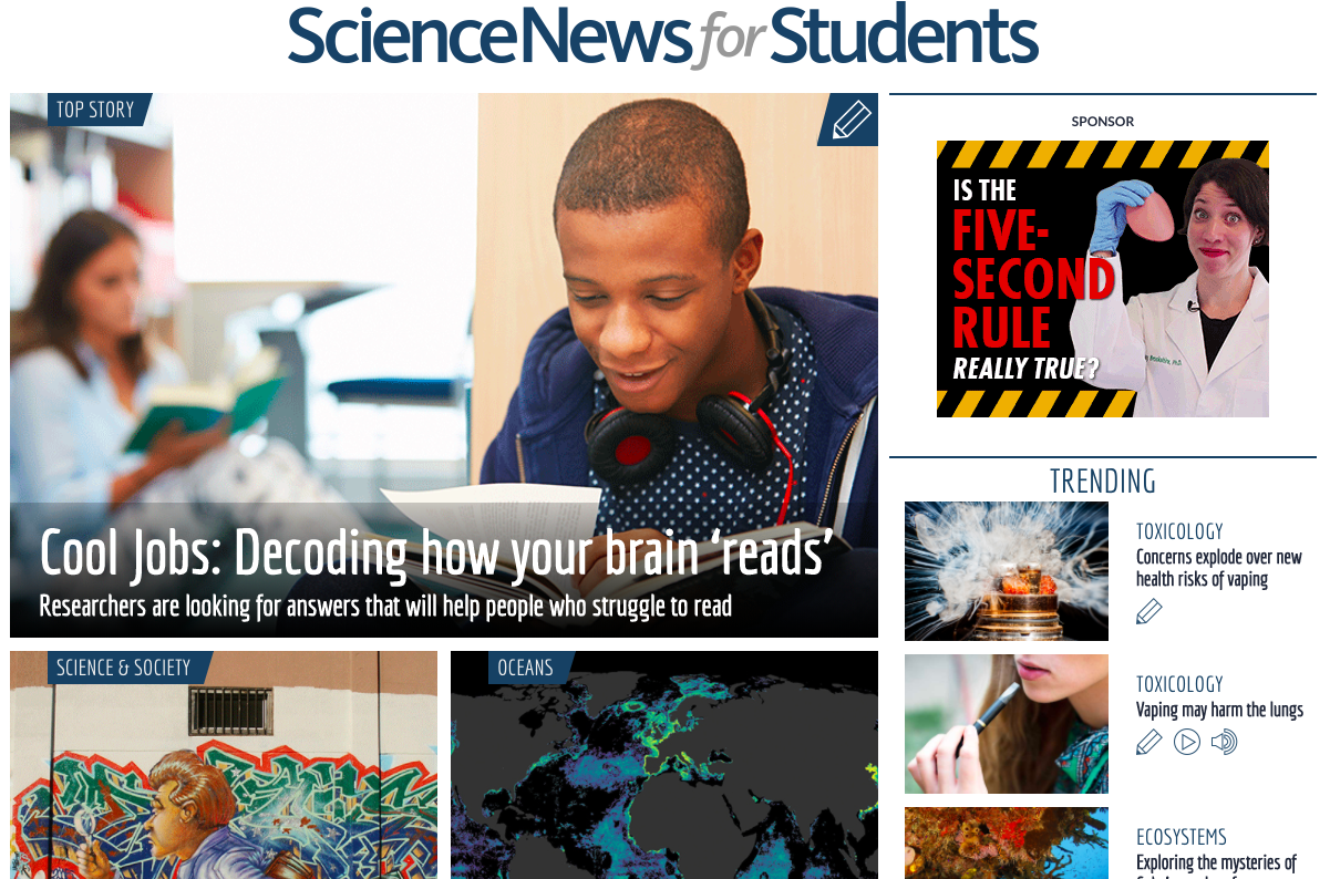8th Grade Science Update | Smore Newsletters for Education