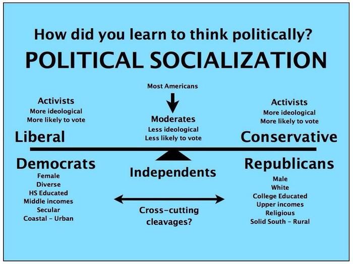 political review quizlet