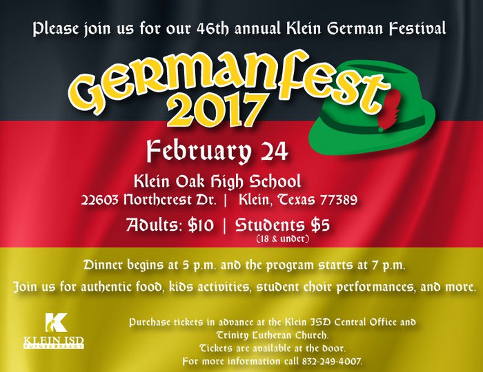 Klein ISD Germanfest
