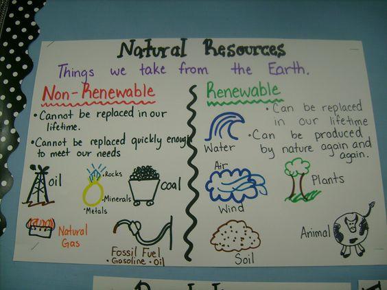 Characteristics Of Natural Resources In Economics
