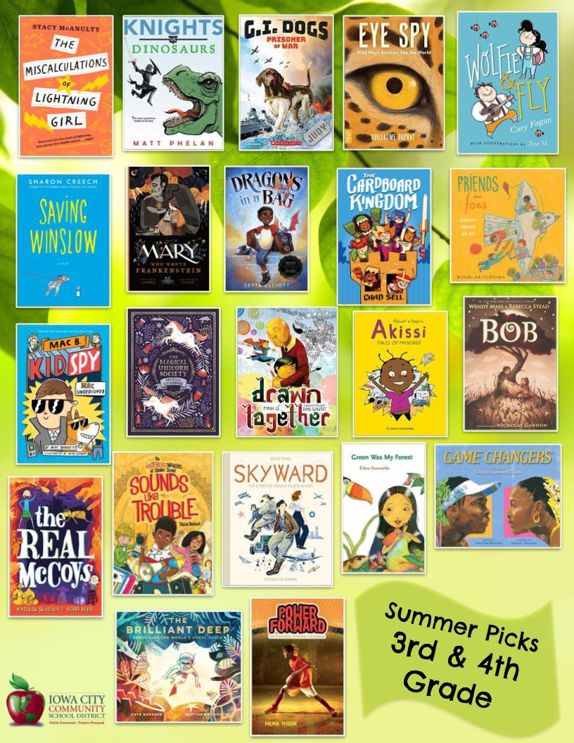 Summer Reading 2019 | Smore Newsletters