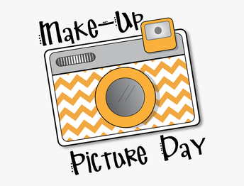 Make-up Picture Day:  October 13-14, 2021