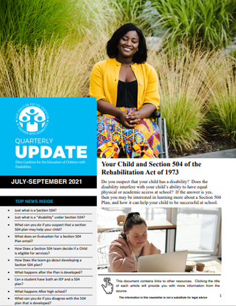 The Summer Newsletter is here!