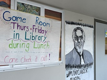 Lunch Bunch Thursdays and Fridays in the Library