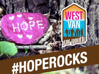Hope Rocks Paint Night