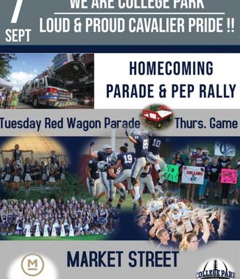 TWCPHS Homecoming Parade