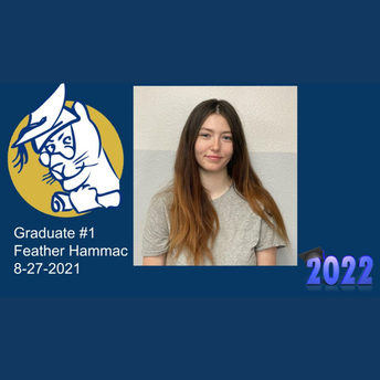 Feather Hammac: Prospect High's First 2022 Graduate