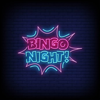 Thank you for joining us at bingo night!