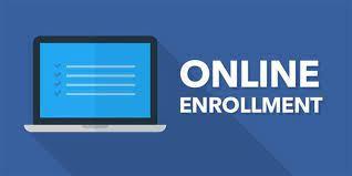 Enroll Now! It's all Online!