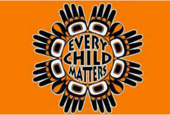 Orange Shirt Day/National Day for Truth and Reconciliation (September 30th, 2021)
