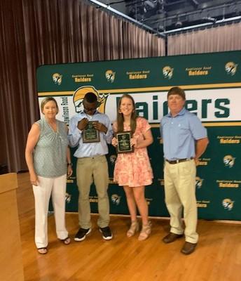 Maxie Brown Scholar Athlete Awards