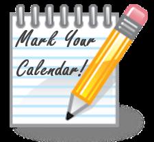 School Wide Calendar