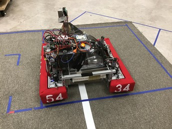 Robotics team wins state title