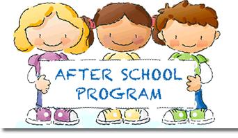 After School Program Resumes September 13