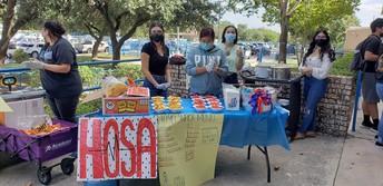 HOSA Fundraiser