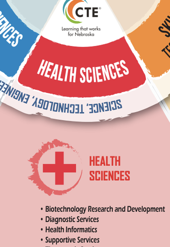 NEW Health Sciences Career Field Specialist: