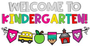 Welcome, Kindergartners!