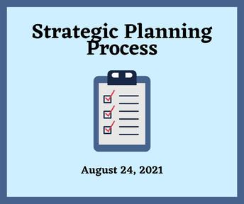 Strategic Planning Process: Community Compact Cabinet Grant