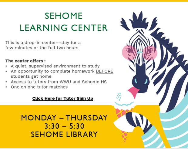 Learning Center Graphic