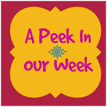 Peek at Next Week:
