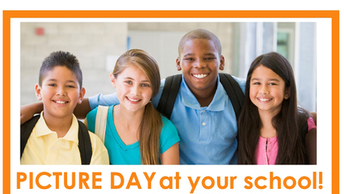We Missed It...And It's Back! School Picture Day is September 1st!