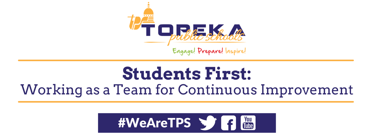 Students First: Working as a Team for Continuous Improvement