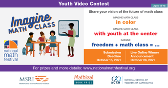 Youth Video Contest - Imagine Math Class