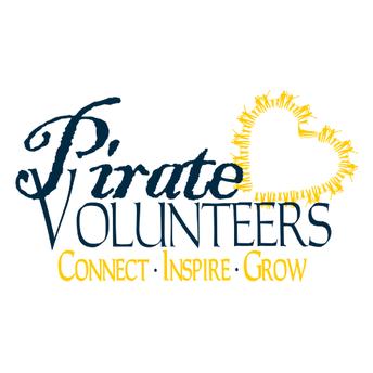 Pirate Volunteers