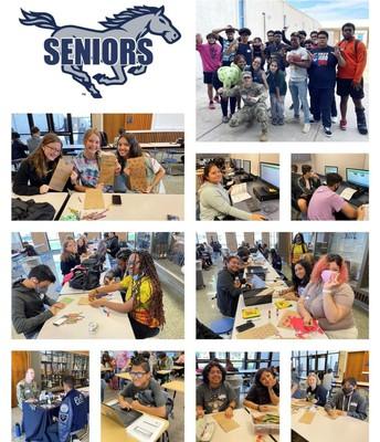 Seniors Focused On Graduation