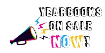 Yearbook Sales are now ONLINE!