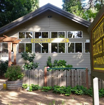 Pollock Pines Library