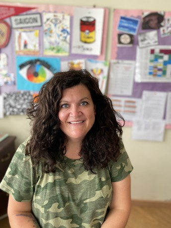 Chelsea Armstrong, Principal