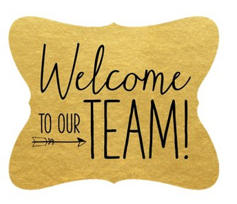 Join us in welcoming our newest staff members to the community...