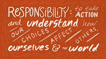 September Character Trait of the Month: RESPONSIBILITY