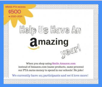 Use Amazon Smile!