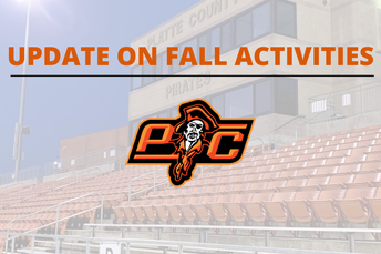 Update on Fall Activities