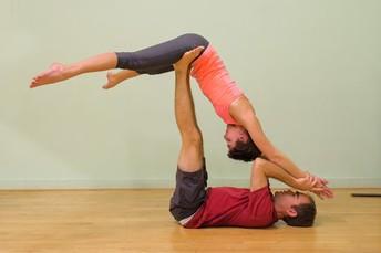 Grades 3rd-5th: Yoga