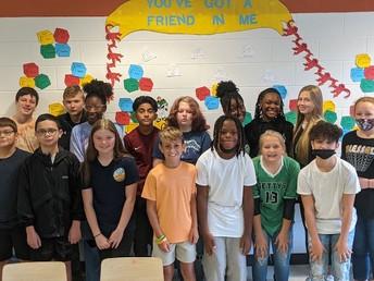 7th Grade Students