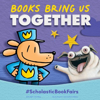 Books Bring Us Together!  Student-Only Book Fair