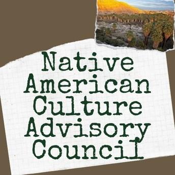 Native American Culture Advisory Council (NACAC)