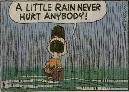 Early Bird Gets the...Rain!